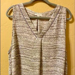 Maurice's Plus Size Tank Top Blouse NWT 3X